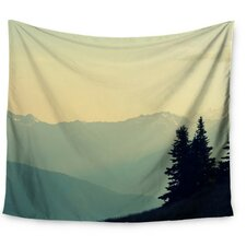 A Wonderful World by Robin Dickinson Wall Tapestry