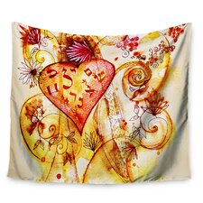Tree of Love by Marianna Tankelevich Wall Tapestry