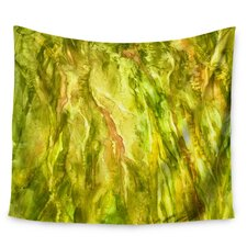 Tropical Delight by Rosie Brown Wall Tapestry