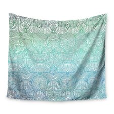 Clouds in the Sky by Pom Graphic Design Wall Tapestry