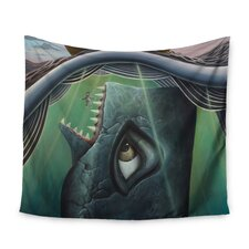 Jonah by Graham Curran Wall Tapestry
