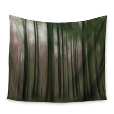 Forest Blur by Alison Coxon Wall Tapestry