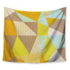 Geometric by Louise Machado Wall Tapestry