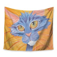 Tell Me More by Padgett Mason Wall Tapestry