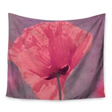 Poppy by Iris Lehnhardt Wall Tapestry