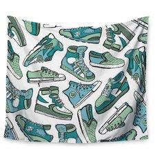 Sneaker Lover III by Brienne Jepkema Wall Tapestry