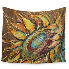 Sunflower by Brienne Jepkema Wall Tapestry
