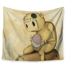 In All The While by Matthew Reid Wall Tapestry