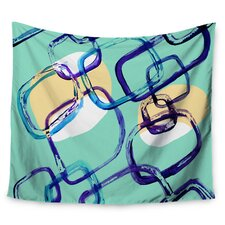 Sixties Exposure by Theresa Giolzetti Wall Tapestry
