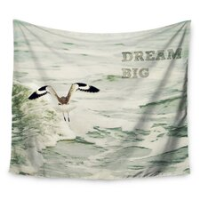 Dream Big by Robin Dickinson Wall Tapestry