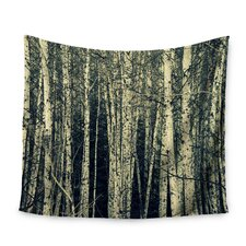 Birch by Robin Dickinson Wall Tapestry