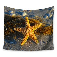 Starfish by Philip Brown Wall Tapestry