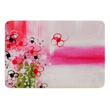 Spring Dreams by Cathy Rodgers Memory Foam Bath Mat