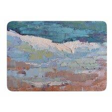 On the Beach by Carol Schiff Memory Foam Bath Mat