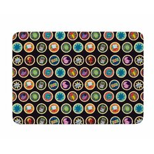 Toys, Games and Candy by Stephanie Valet Memory Foam Bath Mat