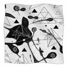 Geometric by Li Zamperini Fleece Blanket