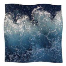 Sea Spray by Suzanne Carter Fleece Blanket