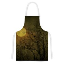 Starry Night by Robin Dickinson Artistic Apron