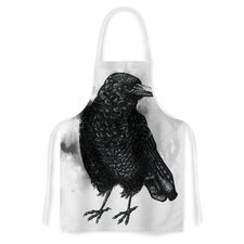Crow by Sophy Tuttle Artistic Apron