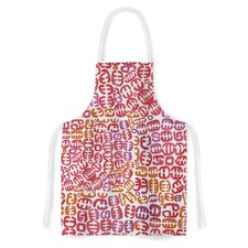 Oliver by Theresa Giolzetti Artistic Apron