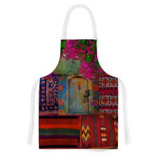 Ethnic Escape by S. Seema Z Ped Artistic Apron