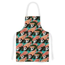 Sushi Panda Artistic Apron
