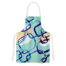 Sixties Exposure by Theresa Giolzetti Artistic Apron