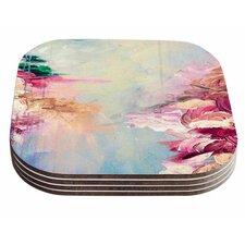 Winter Dreamland 1 by Ebi Emporium Coaster (Set of 4)