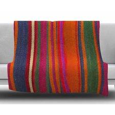 Line Art by S. Seema Z Fleece Blanket