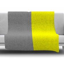 Polovina V.5 by Trebam Fleece Blanket