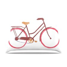 Bike by Alik Arzoumanian Cotton Pillow Sham