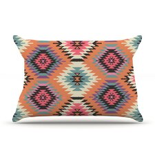 Navajo Dreams by Amanda Lane Cotton Pillow Sham