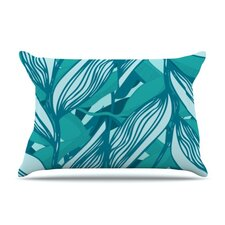 Algae by Anchobee Featherweight Pillow Sham