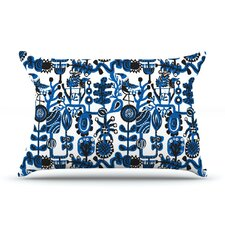 Dream by Agnes Schugardt Featherweight Pillow Sham, White