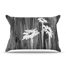 Daises by Brienne Jepkema Cotton Pillow Sham