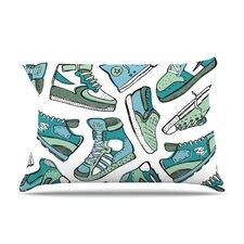 Sneaker Lover III by Brienne Jepkema Cotton Pillow Sham