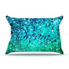 Dream by Ebi Emporium Cotton Pillow Sham