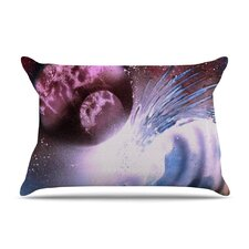Space Tube by Infinite Spray Art Featherweight Pillow Sham