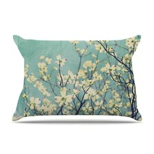 Pure by Ann Barnes Floral Featherweight Pillow Sham