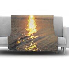 Still Waters by Libertad Leal Fleece Throw Blanket