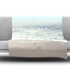 The Sea Fleece Throw Blanket