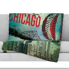 Chicago Throw Blanket
