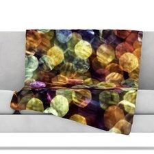Warm Sparkle Throw Blanket