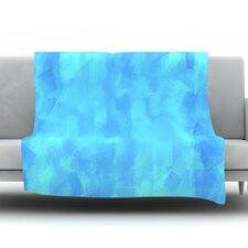Convenience by CarolLynn Tice Fleece Throw Blanket