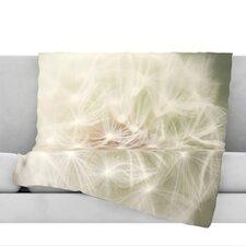 Dandelion Throw Blanket