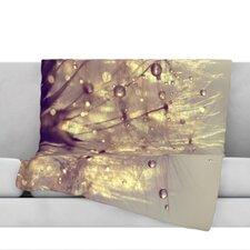 Sparkles of Gold Throw Blanket
