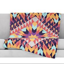 Ticky Ticky Throw Blanket