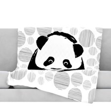 Panda Throw Blanket