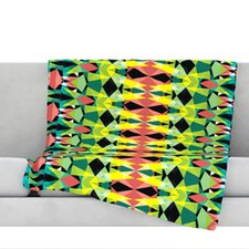 Triangle Visions Throw Blanket