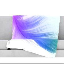 Feather Throw Blanket